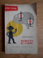 Anticariat: Edmond Nicolau - Robotii si viata