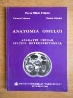 Florin Mihail Filipoiu - Anatomia omului, Aparatul urinar, Spatiul retroperitoneal