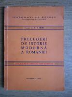 Anticariat: G. D. Iscru - Prelegeri de istorie moderna a Romaniei
