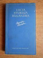 Lucia Sturdza Bulandra - Amintiri...amintiri