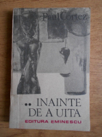 Anticariat: Paul Cortez - Inainte de a uita (volumul 2)