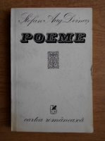 Anticariat: Stefan Augustin Doinas - Poeme