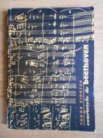 Anticariat: Tudor Ciortea - Cvartelele  de Beethoven