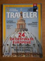 Anticariat: 24 de destinatii europene de vazut pana nu le descopera toata lumea (colectia National Geographic Traveler, nr. 27, 2015)