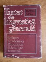 Anticariat: Alexandru Graur - Tratat de lingvistica generala