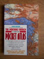 Anticariat: B. M. Willett - The portable world. A complete pocket atlas