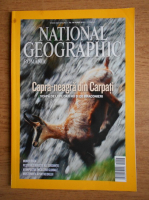 Anticariat: Capra-neagra din Carpati (revista National Geographic, nr. 86, iunie 2010)