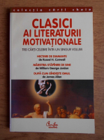Anticariat: Clasici ai literaturii motivationale