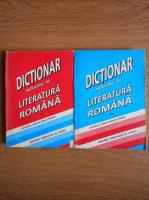 Anticariat: Constanta Barboi - Dictionar antologic de literatura romana. Prozatori, critici si istorici literari. Pentru gimnaziu si liceu (2 volume)