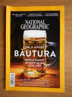 Cum a aparut Bautura (revista National Geographic, nr. 166, februarie 2017)