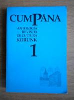 Anticariat: Cumpana. Antologia revistei de cultura Korunk