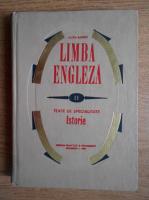 Edith Ilovici - Limba engleza. Texte de specialitate. Istorie (volumul 2)