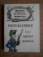 Anticariat: Emil Baclea - Dezvaluirile unui artist roman