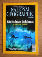 Anticariat: Gaurile albastre din Bahamas (revista National Geographic, nr. 88, august 2010)