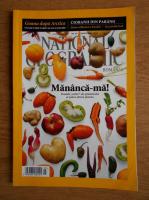Mananca-ma! (revista National Geographic, nr. 155, martie 2016)
