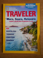 Anticariat: Mare, soare, relaxare. Ghidul celor mai frumoase plaje (colectia National Geographic Traveler, nr. 33, 2017)