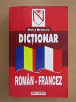 Maria Braescu - Dictionar roman francez