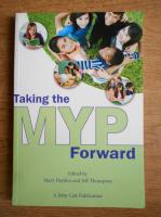 Anticariat: Mary Hayden - Taking the MYP forward