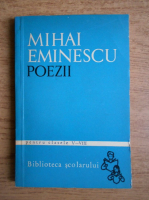 Anticariat: Mihai Eminescu - Poezii, pentru clasele V-VIII