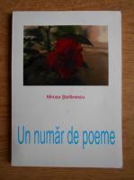Anticariat: Mircea Stefanescu - Un numar de poeme