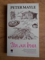 Peter Mayle - Un an bun