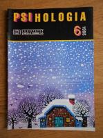 Anticariat: Revista Psihologia, nr. 6, 1995
