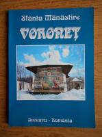 Sfanta Manastire Voronet