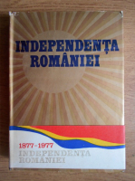 Anticariat: Stefan Pascu - Independenta Romaniei (1877-1977)
