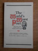 The world's worst poet
