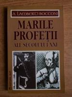 A. Lamberti Bocconi - Marile profetii ale secolului XXI