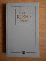 Alecu Russo - Opere
