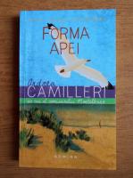 Anticariat: Andrea Camilleri - Forma apei