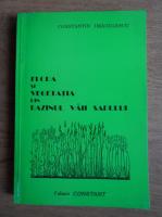 Anticariat: Constantin Dragulescu - Flora si vegetatia din bazinul Vaii Sadului