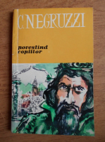 Anticariat: Costache Negruzzi - Povestind copiilor