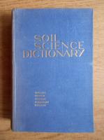 Gr. Obrejanu - Soil science dictionary