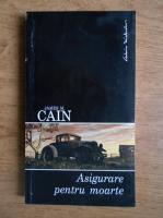 James Cain - Asigurare pentru moarte