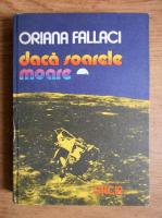 Oriana Fallaci - Daca Soarele moare