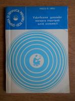 Pascu D. Ursu - Valorificarea gunoaielor menajere importanta sursa economica