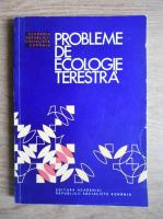 Anticariat: R. Codreanu - Probleme de ecologie terestra