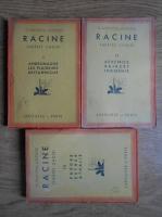 Racine - Theatre choisi (3 volume, 1935)