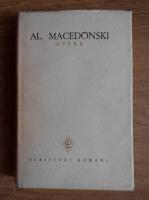 Alexandru Macedonski - Opere (volumul 2)