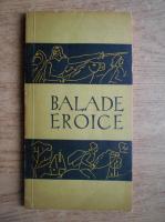 Balade eroice