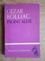 Anticariat: Cezar Bolliac - Pagini alese