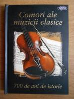 Comori ale muzicii clasice. 700 de ani de istorie (contine 8 CD-uri)