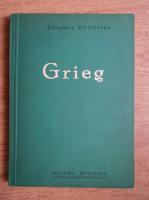 Anticariat: Elisabeta Dolinescu - Grieg