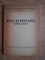 Anticariat: Ghid geobotanic pentru Oltenia
