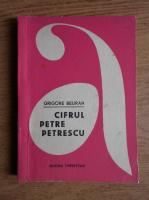Anticariat: Grigore Beuran - Cifrul Petre Petrescu