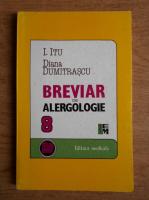Ilie Itu - Breviar de alergologie