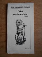 Anticariat: Ion Bujor Padureanu - Criza sentimentelor