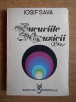 Anticariat: Iosif Sava - Bucuriile muzicii
